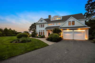 Falmouth Single Family Home For Sale: 123 Oyster Pond Road