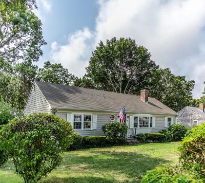 Dennis MA Single Family Home For Sale: $350,000