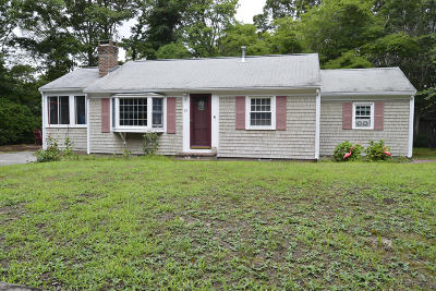 Yarmouth Single Family Home For Sale: 24 Crow St Street