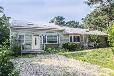 Wellfleet Single Family Home For Sale: 184 Village Lane
