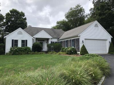 Falmouth Single Family Home Active W/Contingency: 19 Jasmin Lane