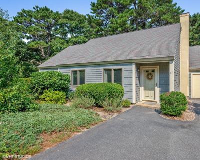 Brewster MA Condo/Townhouse For Sale: $450,000