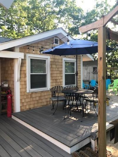 Eastham Single Family Home For Sale: 5 Swift Road