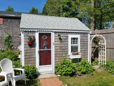 Yarmouth Condo/Townhouse For Sale: 638 Route 28 #16