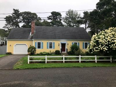 Harwich Single Family Home Active W/Contingency: 10 Harniss Road