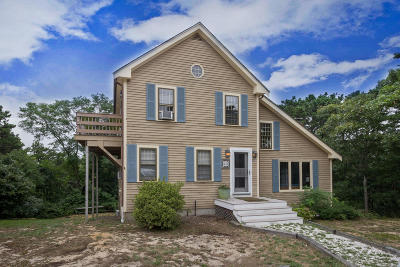 Wellfleet Single Family Home For Sale: 40 Major Doane Road