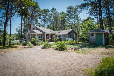 Wellfleet Single Family Home For Sale: 20 Arey Lane