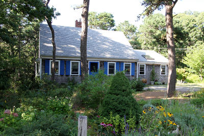 Eastham Single Family Home For Sale: 175 Glacier Hills Road