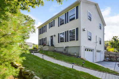 Falmouth Single Family Home For Sale: 16 Highland Circle