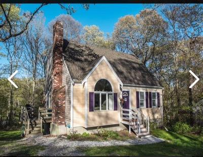 Mashpee Single Family Home For Sale: 171 Wheeler Road