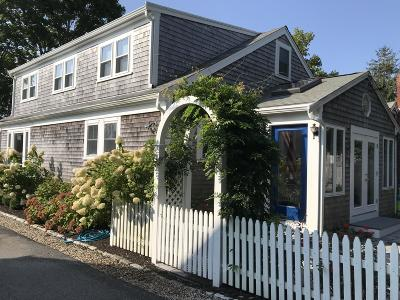 Provincetown Single Family Home For Sale: 34 Hancock Street