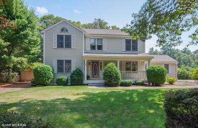 Falmouth Single Family Home For Sale: 102 Fox Run Lane