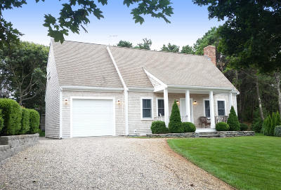 Provincetown Single Family Home For Sale: #4 Heather's Way