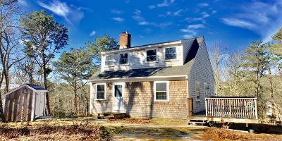Brewster MA Single Family Home For Sale: $399,000