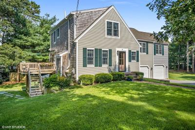 Yarmouth Single Family Home For Sale: 14 Richard Road