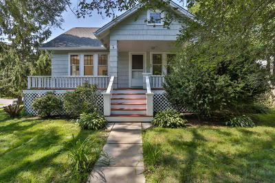 Yarmouth Single Family Home For Sale: 47 Union Street