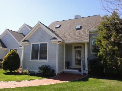 Mashpee Condo/Townhouse For Sale: 7 Quinns Way #7