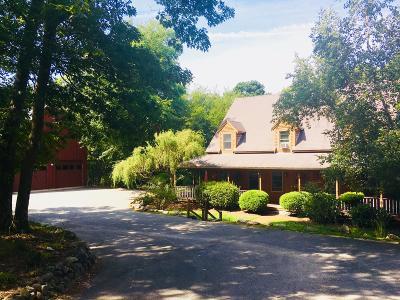 Dennis Single Family Home For Sale: 674 Setucket Road