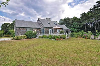 Falmouth Single Family Home For Sale: 18 Red Brook Rd Road