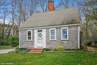 Truro Single Family Home For Sale: 5 Meetinghouse Road