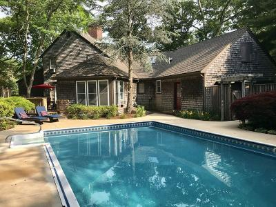 Falmouth Single Family Home For Sale: 21 Chambers Hill Road