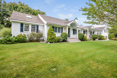 Yarmouth Single Family Home For Sale: 61 Homestead Lane