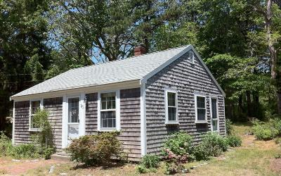 Eastham Single Family Home For Sale: 90 Steele Road