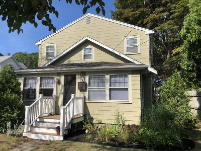 Falmouth Single Family Home For Sale: 27 Nye Road