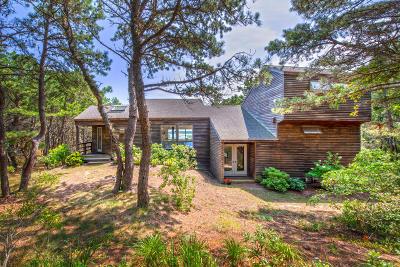 Wellfleet MA Single Family Home For Sale: $1,399,000