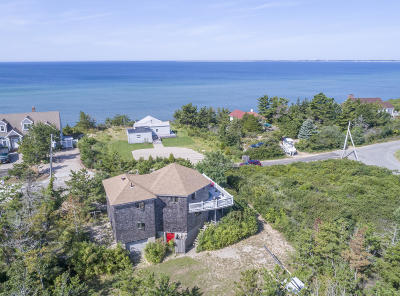 Truro Single Family Home For Sale: 34&32 Bay View Road