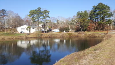 Falmouth Single Family Home For Sale: 718 Carriage Shop Road
