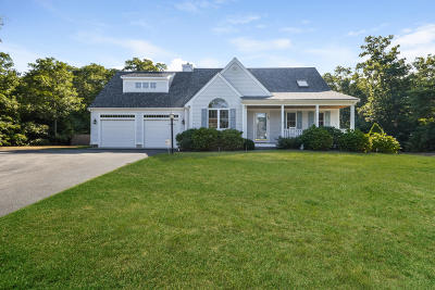 Falmouth Single Family Home For Sale: 73 Altons Lane