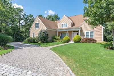 Mashpee Single Family Home For Sale: 51 Eagle Court