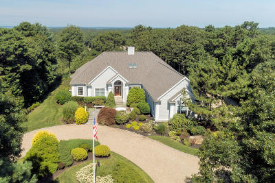 Falmouth MA Single Family Home For Sale: $995,000