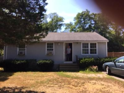 Falmouth Single Family Home For Sale: 24 Cross Road