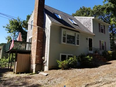 Yarmouth Single Family Home For Sale: 407 Summer Street