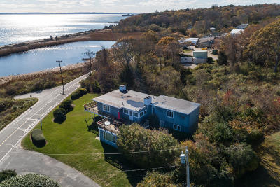 Single Family Home For Sale: 155 Oyster Pond Road