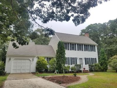 Harwich Single Family Home For Sale: 23 Live Oak Drive