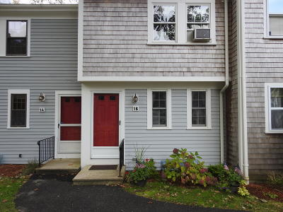 Mashpee Condo/Townhouse For Sale: 300 Falmouth Road #1B