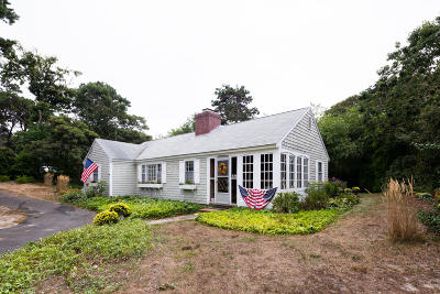 Chatham Single Family Home For Sale: 69 Marsh View Road