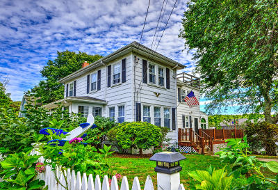 Yarmouth Single Family Home For Sale: 11 Russo Road