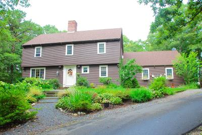 Sandwich Single Family Home For Sale: 15 Weeks Pond Drive