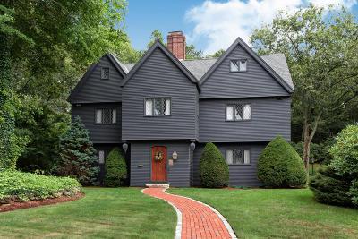 Sandwich Single Family Home For Sale: 33 Tarragon Drive