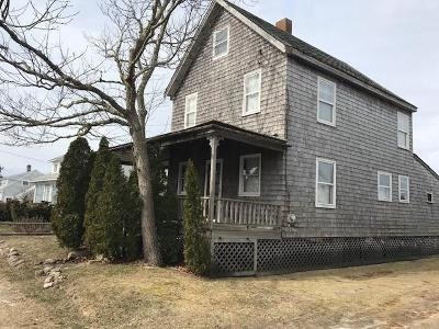 Falmouth Single Family Home For Sale: 45 Ocean View Avenue