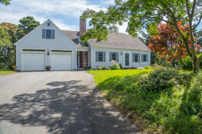 Chatham Single Family Home For Sale: 218 Deer Meadow Lane