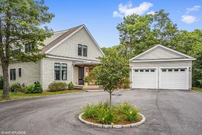 Falmouth Single Family Home For Sale: 25 Ben Davis Lane