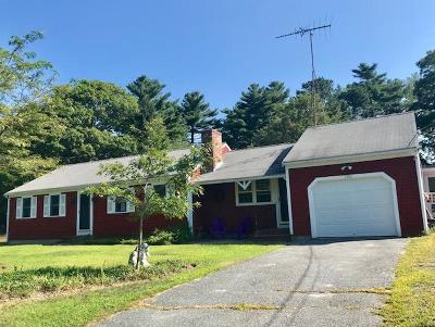 Barnstable Single Family Home For Sale: 130 Seth Goodspeeds Way
