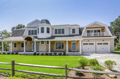 Chatham Single Family Home For Sale: 753 Old Harbor Road