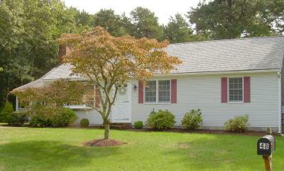 Barnstable Single Family Home For Sale: 46 Sharon Circle
