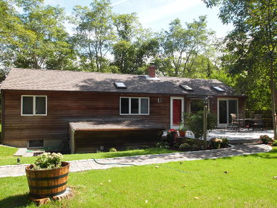 Wellfleet Single Family Home Active W/Contingency: 21 Nauhaught Bluffs Road